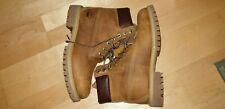 Timberland Stiefel Boots 27094 braun wheat US 7.5 EU 41 Leder neu