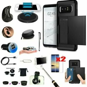 Replacement Front Screen Back Glass Repair Tools Pack Black Pocket Case Cover Ac
