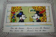 Alte Postkarte - Feldpost 1940 - Disney -  Mickey Mouse - Edition Sepherdiades