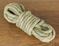 Hemp Rough Braided Bondage Rope - 5 metres (17ft) - Kinky Fetish Japanese
