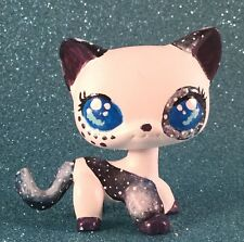 Littlest Pet Shop Cute, Short Hair, GALAXY  KITTY Cat Ooak Custom, Nice!