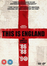 THIS IS ENGLAND `86-`90 COMPLETE DVD DVD NEW