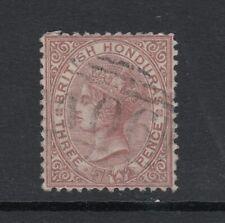 British Honduras, Sc 5 (SG 7), used