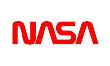Logotipo de gusano de la NASA, Van, Laptop, Scooter Vinilo Calcomanía Adhesivo