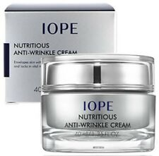 IOPE Nutritious Anti-Wrinkle Cream 40ml Anti-Wrinkle Korea Cosmetic