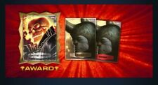 Topps marvel collect CLOSE UP SERIES 3 Rhino  (2 RED & 1 HOLOGRAPHIC)