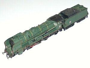 RARE JOUEF 825000 Locomotive Vapeur 231 G 276 AVIGNON SNCF Train électrique HO