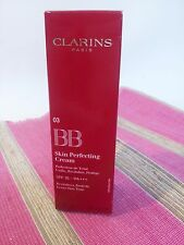 Clarins BB Skin Perfecting Cream SPF 25-PA+++ 03 Dark 1.7Oz /45ml