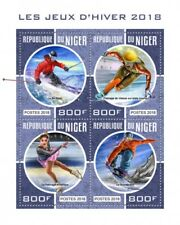 NIger 2018 Winter Olympic Games 2018  S201807