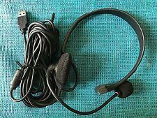 Playstation 3 Chat Black Headband Headset Use for any HDMI hookup. PS3
