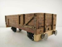 O Gauge Scratch Built Open Wagon