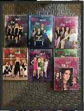 Sex and the City: ALL Seasons 1-6 DVD & First Movie