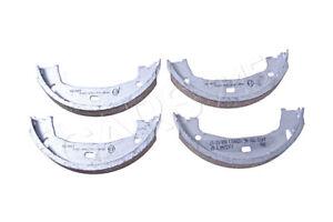 Genuine BMW E46 E81 E82 Parking Brake Shoe 4 pcs Repair Kit OEM 34416761291