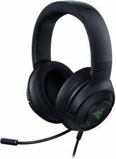 Razer Kraken X USB Digital 7.1 Surround Sound Gaming Headset - Classic Black