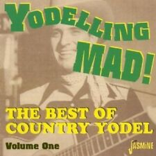 YODELLING MAD ! BEST OF COUNTRY YODEL  CD NEUF
