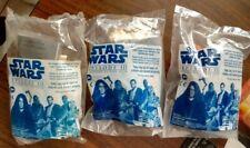 Star Wars Episode III Burger King 2005 Clone Trooper, Anakins Podracer & JarJar