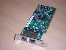 IBM 1990 1 GB 2-Port Base-TX Ethernet Adaptador PCI-X (perfil bajo) 03N4701 03N5531