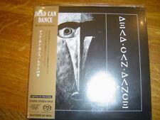 Dead Can Dance - dead can dance - self titled hybrid SACD CD -  10 track