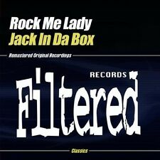 Jack In Da Box - Rock Me Lady  CD-R (2013, CD NEUF)