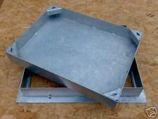 MANHOLE COVER  FOR BLOCK PAVING  also DRAINAGE CHANNELS