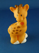 Fisher Price Little People Zoo ABC A - Z  G Giraffe H Hippo E Elephant NEW