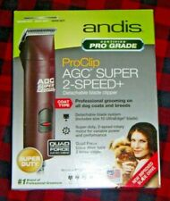 Andis professional Dog Clipper AGC2 ProClip Super 2-Speed+ 22360