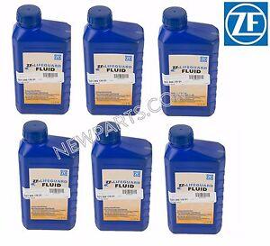 6 Liter Auto Trans Fluid ZF LIFEGUARD For BMW Audi Jaguar Porsche VW Land Rover