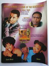 New listing The Eleventh Annual Soul Train Music Awards magazine Gladys Knight Brandy 1997