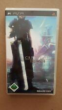 PSP Crisis Core Final Fantasy VII NEU & OVP Sony Playstation Portable