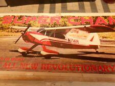 vintage rare Gemmini super champ rc airplane kit