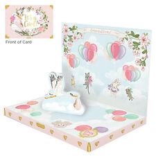 Music Box Greeting Card - BABY GIRL - #MBC-17076