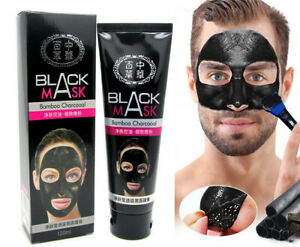 Charcoal Blackhead Remover Face Mask Bamboo Pore Control Cleansing for MEN WOMEN