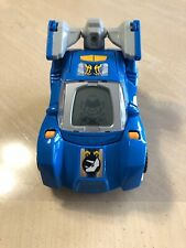 Vtech Switch and Go Dino - Horns the Triceratops blue car Dinosaur Transforms
