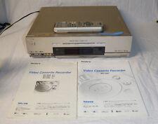 Sony ES WV-DR7 DV/Mini DV + SVHS/VHS Video Player Recorder Dual Deck VCR EX BOX