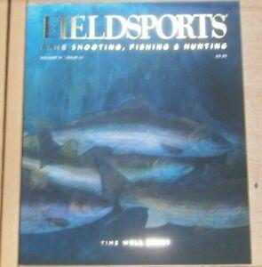 Fieldsports magazine Vol 4 Issue 3 Game Shooting, Fishing, & Hunting
