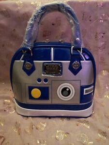 Loungefly Disney Star Wars R2D2 Bag.