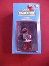 NEW Elmo Sesame Street in box Christmas tree Ornament