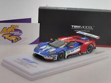 "TSM 430288 # FORD GT LMGTE Pro 24h. Le Mans 2017 No. 68 "" D. Müller "" 1:43 NEU"