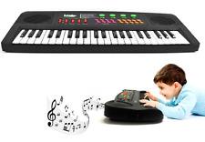 Pianola 44 Tasti + Microfono con Suonerie Pianoforte Varie Funzioni Bambini