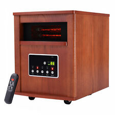 1800 Sq. Ft Electric Portable Quartz Tube Space Heater Home Furniture W/Remote