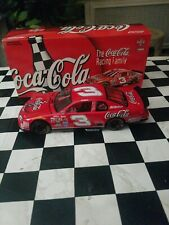 1998 Action/RCCA Dale Earnhardt Coca-Cola Bank 1:24  CWB 1 OF 15000