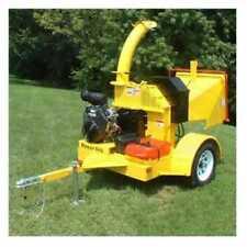 "7"" Wood Chipper 31hp Vanguard Bandit Brush Vermeer Altec Hydraulic Auto Feed"