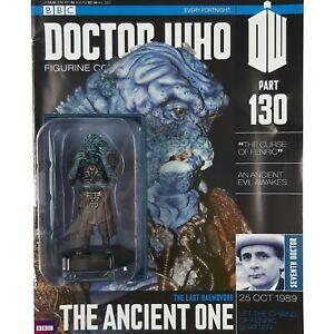 Doctor Who Figurine Collection THE ANCIENT ONE Figure Eaglemoss Issue 130
