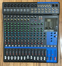Yamaha MG16XU 16 Channel Mixer w/ SPX Effects and USB