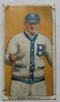 1909 T206 Joe Dunn Brooklyn Piedmont Cigarettes 350 Baseball Card! RARE ISSUE