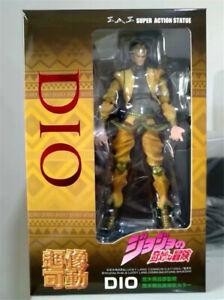 JoJo's Bizarre Adventure Stardust Crusaders Dio PVC Figure 17cm Collection