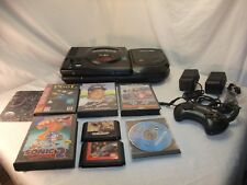sega cd model mk 4102A with 7 games tested and working