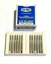 Clevland Twist Drill 3//4-10 Plug Form Taps 3 Pack