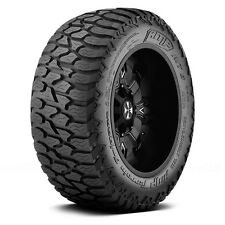 4 - 265/70-17 AMP ALL TERRAIN GRIPPER AT MT BAJA MUD TIRES SET ATZP3 10PLY E