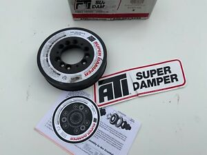 ATI917108 - ATI Super Damper Harmonic Balancer Shells LS7 10-15 Camaro